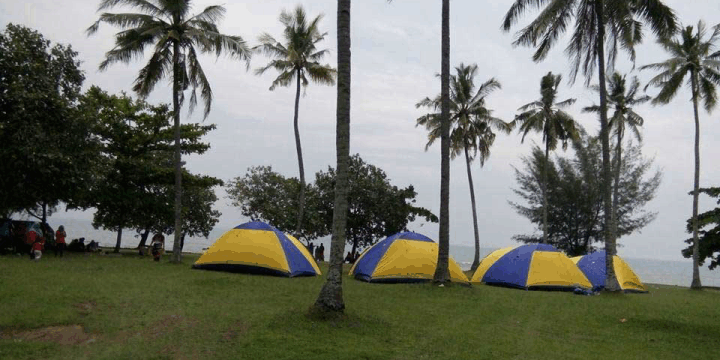 tempat outbound di anyer Citra Alam Seaside Anyer
