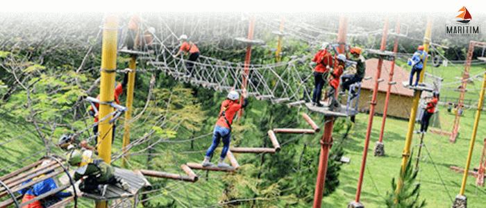 Outbound Sentul Bogor Team Building Murah