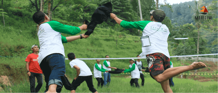 outbound puncak bogor team building murah