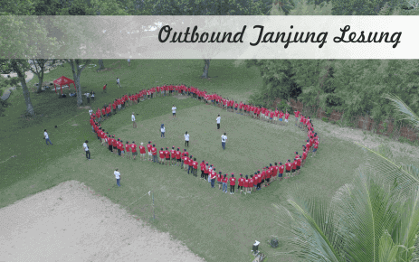Outbound Tanjung Lesung