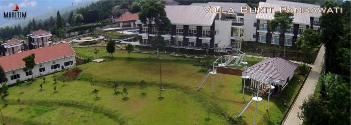 paket outbound villa bukit pancawati bogor
