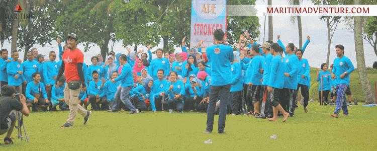 paket team building tanjung lesung resort