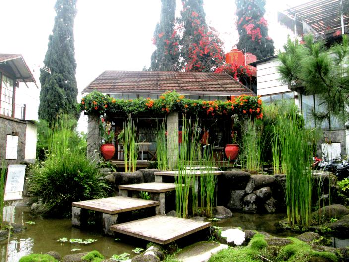 Villa Air Bandung penginapan yang Keren