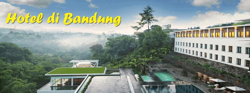 daftar hotel kece di Bandung murah