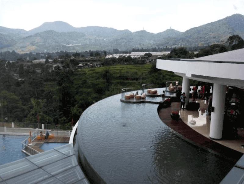 pesona alam resort dan spa bogor