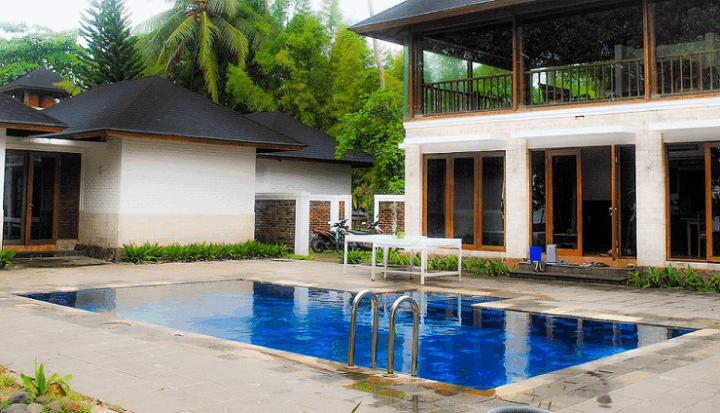 tempat outbound di anyer Krakatau Surf Carita