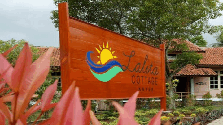 tempat outbound di anyer lalita cottage Anyer