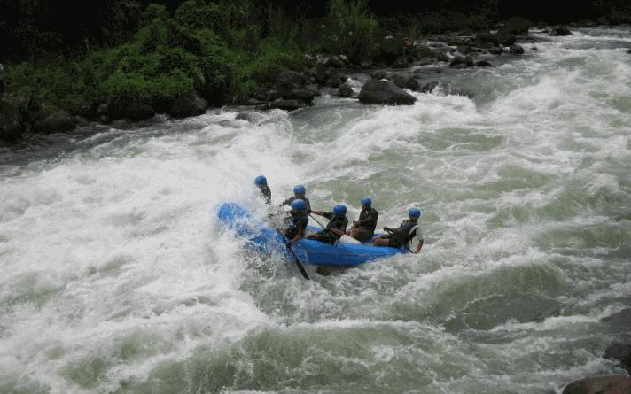tempat rafting terbaik sungai asahan