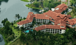 Hotel bernuansa Alam di Pancawati Bogor