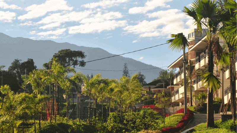 Hotel pancawati bogor Taman Bukit Palem Pancawati