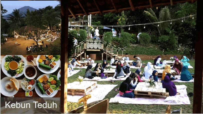 Wisata Kuliner di Bogor Kebun Teduh Resto