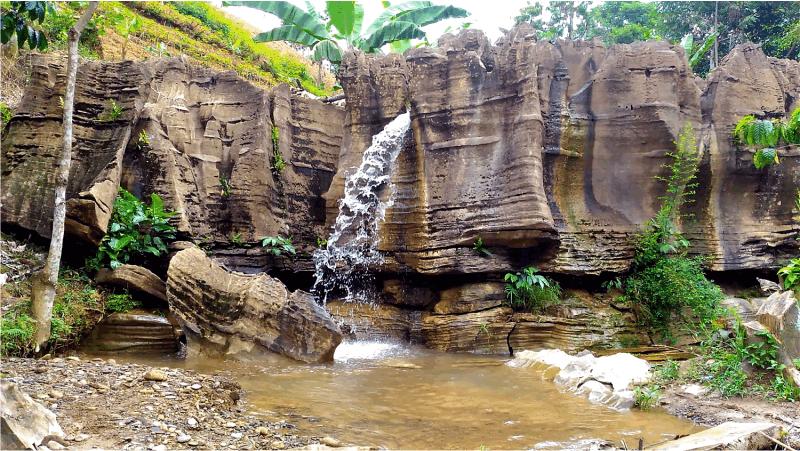 Wisata Alam Di Sentul Goa Garunggang