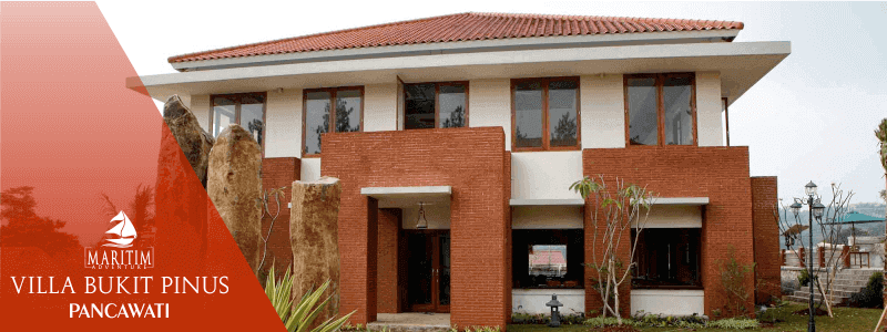 outbound villa bukit pinus pancawati bogor paket