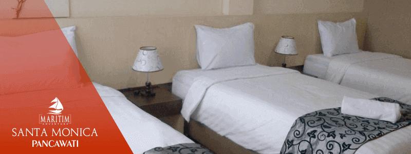 paket bogor pancawati santa monica hotel murah 2