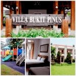 Outbound Villa Bukit Pinus Pancawati