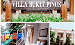 paket outbound villa bukit pinus pancawati bogor 2