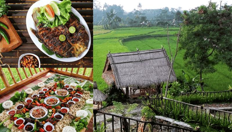 wisata kuliner di Bogor Bukit Air Resto
